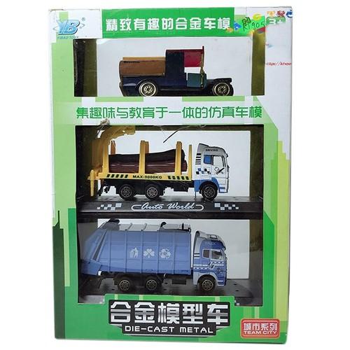 Đồ Chơi Xe môi trường Metal mô hình [SHIP TOÀN QUỐC]