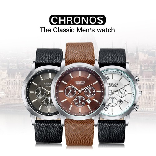 Đồng hồ nam Chronos 1898 Sport Watch