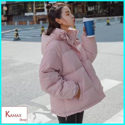 Áo khoác phao nữ cao cấp Hàn Quốc