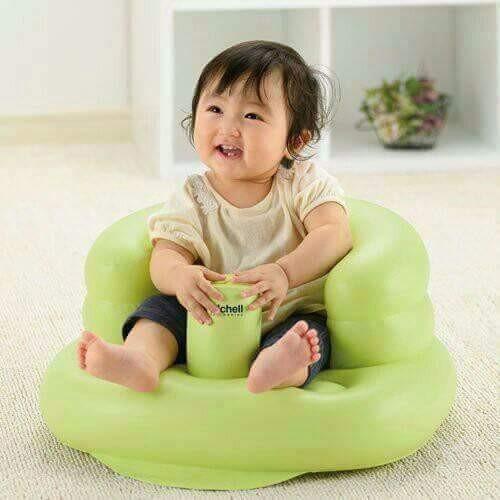 ghế hơi tập ngồi cho bé