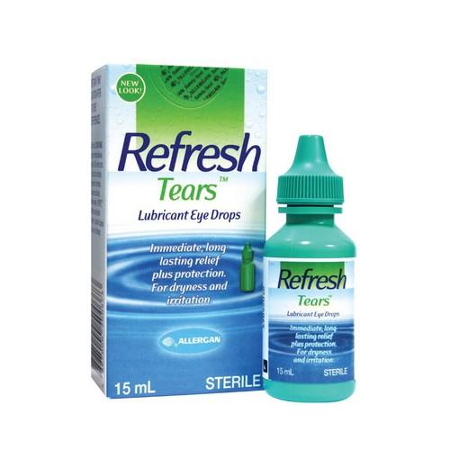 Nước mắt nhân tạo REFRESH Tears 15ml - 7098500 , 13828995 , 15_13828995 , 65000 , Nuoc-mat-nhan-tao-REFRESH-Tears-15ml-15_13828995 , sendo.vn , Nước mắt nhân tạo REFRESH Tears 15ml