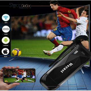 Thiết Bị HDMI Không Dây từ Mobile, Tablet, Laptop ra Tivi Wecast E3 - Wecast E3 thumbnail