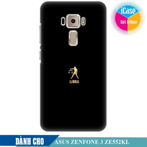 Ốp lưng nhựa dẻo dành cho Asus Zenfone 3 ZE550KL in hình Cung Thiên Bình