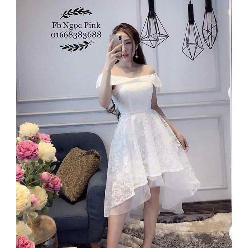 Đầm ren công chúa cực xinh