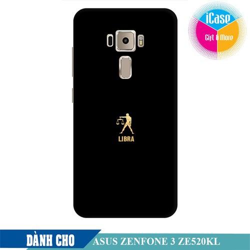 Ốp lưng nhựa dẻo dành cho Asus Zenfone 3 ZE520KL in hình Cung Thiên Bình