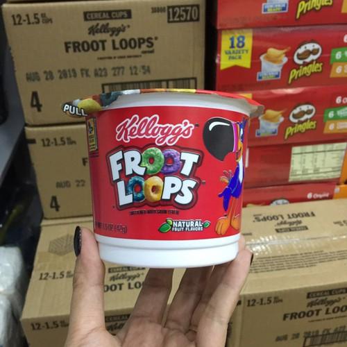 Bánh Ngũ Cốc Kelloggs Froot Loops 42g