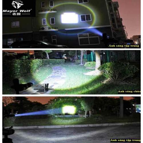 đèn pin siêu sang