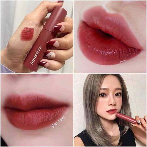 Son tint lì mềm mượt Innisfree Vivid Cotton Ink no 08 siêu hot - 10990723 , 14182964 , 15_14182964 , 190000 , Son-tint-li-mem-muot-Innisfree-Vivid-Cotton-Ink-no-08-sieu-hot-15_14182964 , sendo.vn , Son tint lì mềm mượt Innisfree Vivid Cotton Ink no 08 siêu hot