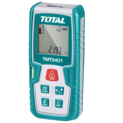 Máy đo khoảng cách tia laser 40 mét Total TMT5401 - 4658665 , 14177972 , 15_14177972 , 888000 , May-do-khoang-cach-tia-laser-40-met-Total-TMT5401-15_14177972 , sendo.vn , Máy đo khoảng cách tia laser 40 mét Total TMT5401