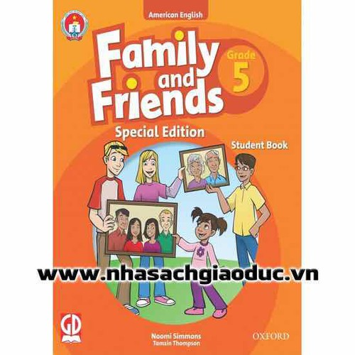 Family And Friends Special Edition Grade 5 Student Book - 7516574 , 14178931 , 15_14178931 , 105000 , Family-And-Friends-Special-Edition-Grade-5-Student-Book-15_14178931 , sendo.vn , Family And Friends Special Edition Grade 5 Student Book