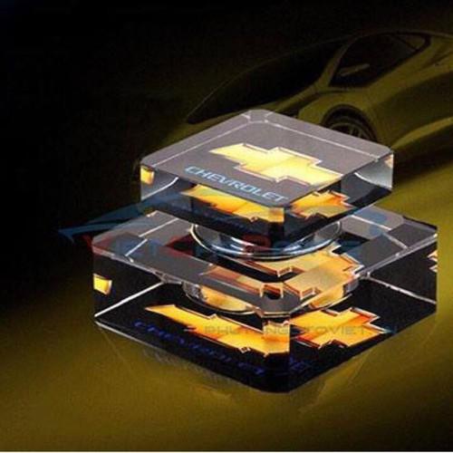 Nước hoa ô tô logo xe Chevrolet dung tích 30ml