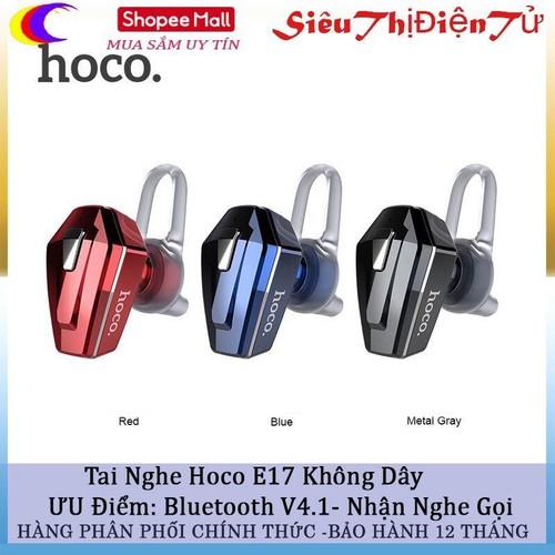 TAI NGHE Hoco E17 Kết Nối Bluetooth 4.1
