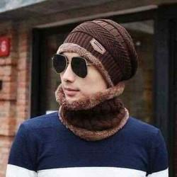 Sét bộ khăn mũ