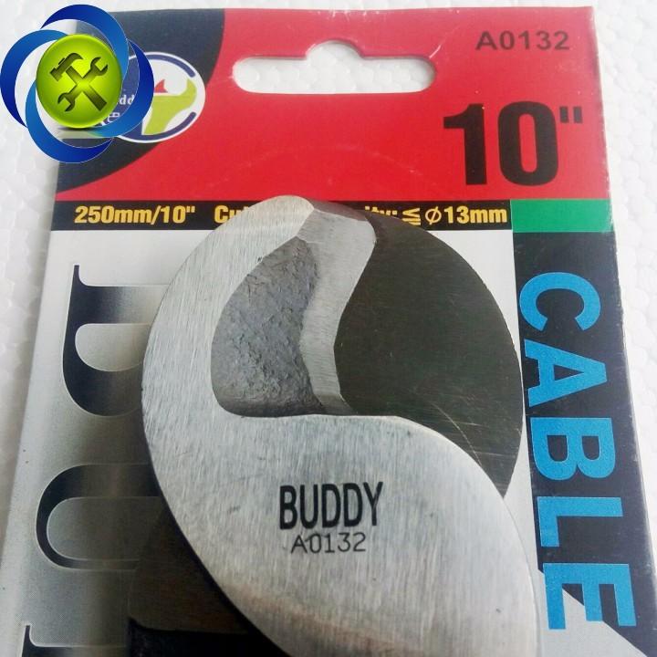 Kềm cắt cáp Buddy A0132 250mm 4