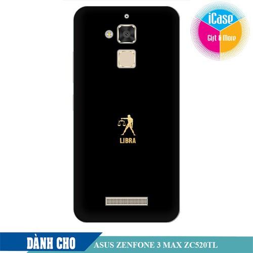 Ốp lưng nhựa dẻo dành cho ASUS ZenFone 3 Max ZC520TL in hình Cung Thiên Bình