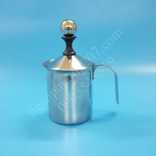 Ca đánh sữa lạnh, bình tạo bọt sữa latte 400ml - 7516866 , 14179147 , 15_14179147 , 185000 , Ca-danh-sua-lanh-binh-tao-bot-sua-latte-400ml-15_14179147 , sendo.vn , Ca đánh sữa lạnh, bình tạo bọt sữa latte 400ml