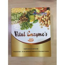 Vital Enzyme hỗ trợ hệ tiêu hóa - Enzyme's Vital