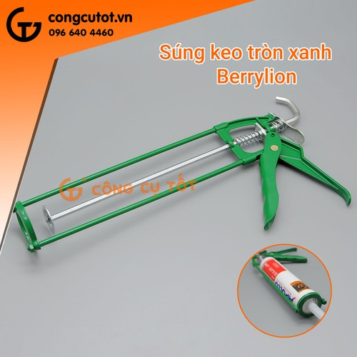 Dụng cụ bơm keo silicon Berrylion