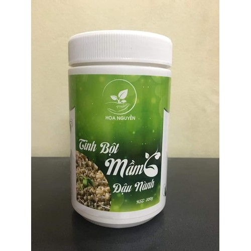 Mầm đậu nành Hoa Nguyễn