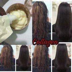 ủ tóc collagen thần thánh