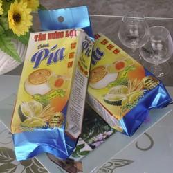 bánh pía đậu xanh sầu riêng trứng TÂN HƯNG LỢI - 550 gr *2 gói