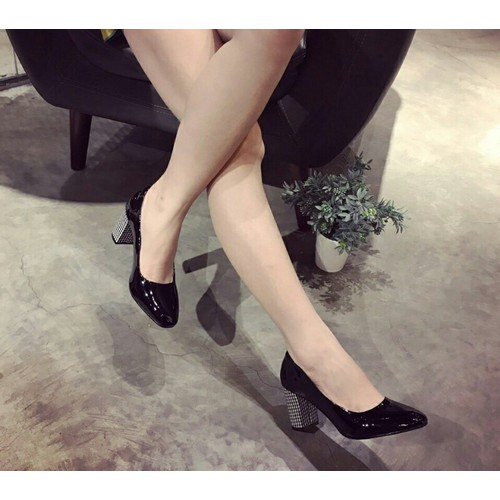 Giày cao gót bít mũi cao cấp - 10996413 , 14195997 , 15_14195997 , 310000 , Giay-cao-got-bit-mui-cao-cap-15_14195997 , sendo.vn , Giày cao gót bít mũi cao cấp