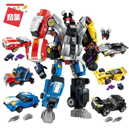 Đồ chơi - Bộ  Lắp Ráp Robot Biến Hình 6 Trong 1 - ENLIGHTEN Số 1409- 500 Chi Tiết!! - 10996072 , 14194896 , 15_14194896 , 300000 , Do-choi-Bo-Lap-Rap-Robot-Bien-Hinh-6-Trong-1-ENLIGHTEN-So-1409-500-Chi-Tiet-15_14194896 , sendo.vn , Đồ chơi - Bộ  Lắp Ráp Robot Biến Hình 6 Trong 1 - ENLIGHTEN Số 1409- 500 Chi Tiết!!