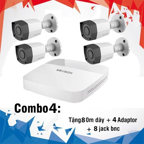 Trọn Bộ 8 camera KBVISION - 4516632 , 14194319 , 15_14194319 , 7540000 , Tron-Bo-8-camera-KBVISION-15_14194319 , sendo.vn , Trọn Bộ 8 camera KBVISION