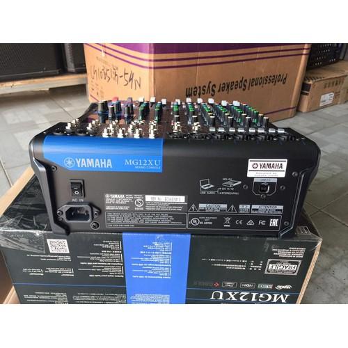 Mixer Yamaha MG12XU xịn - 10994809 , 14192333 , 15_14192333 , 4300000 , Mixer-Yamaha-MG12XU-xin-15_14192333 , sendo.vn , Mixer Yamaha MG12XU xịn
