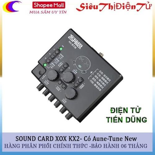 SOUND CAD X0X KX2 NEW DANH CHO THU ÂM LIVESTREAM