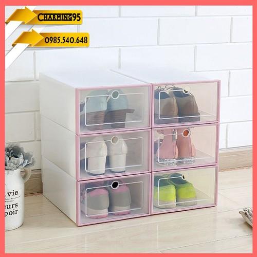 Hộp đựng đồ- hộp đựng giày- hộp nhựa đụng đồ- hộp để gọn đồ