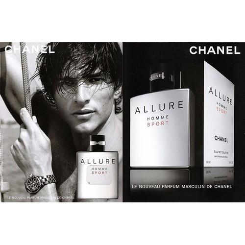 Nước Hoa Chanel Nam Allure Homme Sport EDT 50ml