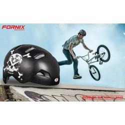 Nón bảo hiểm thể thao BMX C1: đầu lâu
