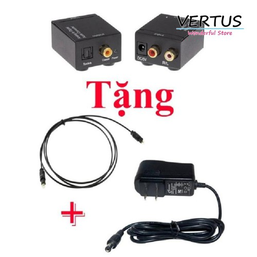 Bộ hộp chuyển đổi âm thanh tivi 4k Optical sang Av loa, amply - 11203170 , 14197672 , 15_14197672 , 157000 , Bo-hop-chuyen-doi-am-thanh-tivi-4k-Optical-sang-Av-loa-amply-15_14197672 , sendo.vn , Bộ hộp chuyển đổi âm thanh tivi 4k Optical sang Av loa, amply