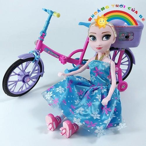 Xe Đạp Công Chúa Elsa - 7520807 , 14201261 , 15_14201261 , 201000 , Xe-Dap-Cong-Chua-Elsa-15_14201261 , sendo.vn , Xe Đạp Công Chúa Elsa
