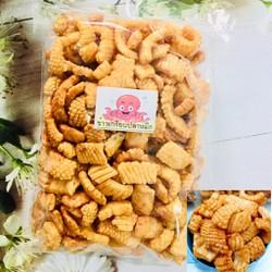 Combo 3 gói Snack mực - Thái