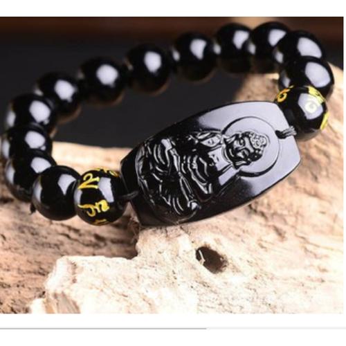 Vòng tay Phật A Di Đà 10ly - Phật bản mệnh tuổi Tuất, Hợi