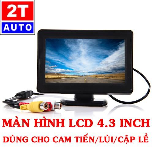 Màn hình LCD 4.3 inch dùng cho xe hơi ô tô với 2 cổng tin hiệu đầu vào AV1 AV2. - 11217816 , 14200528 , 15_14200528 , 500000 , Man-hinh-LCD-4.3-inch-dung-cho-xe-hoi-o-to-voi-2-cong-tin-hieu-dau-vao-AV1-AV2.-15_14200528 , sendo.vn , Màn hình LCD 4.3 inch dùng cho xe hơi ô tô với 2 cổng tin hiệu đầu vào AV1 AV2.