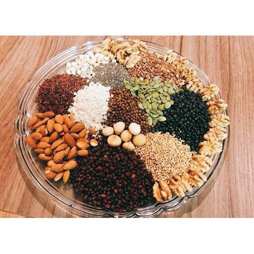 1 hộp 500gr ngũ cốc dinh dưỡng 14 loại hạt, lợi sữa, tăng cân giảm cân - 7887792 , 14209242 , 15_14209242 , 150000 , 1-hop-500gr-ngu-coc-dinh-duong-14-loai-hat-loi-sua-tang-can-giam-can-15_14209242 , sendo.vn , 1 hộp 500gr ngũ cốc dinh dưỡng 14 loại hạt, lợi sữa, tăng cân giảm cân