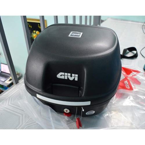Thùng Givi E26N, dung tích 26 lit, hàng givi chính hãng