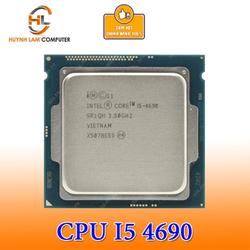 CPU intel Core i5 4690 Tray Socket 1150 Chính Hãng Viễn Sơn Phân Phối