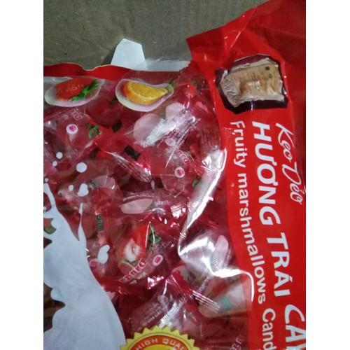 Kẹo Dẻo Hương Trái Cây Dâu Tây 1kg
