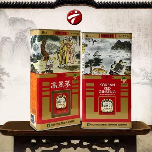 Hồng sâm củ khô Punggi Hàn Quốc hộp thiếc 300g - 10429764 , 14211021 , 15_14211021 , 4428571 , Hong-sam-cu-kho-Punggi-Han-Quoc-hop-thiec-300g-15_14211021 , sendo.vn , Hồng sâm củ khô Punggi Hàn Quốc hộp thiếc 300g