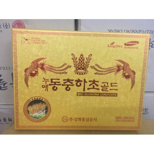 Nước đông trùng hạ thảo Hàn Quốc hộp rùa vàng 60 gói - 4662330 , 14209609 , 15_14209609 , 1100000 , Nuoc-dong-trung-ha-thao-Han-Quoc-hop-rua-vang-60-goi-15_14209609 , sendo.vn , Nước đông trùng hạ thảo Hàn Quốc hộp rùa vàng 60 gói