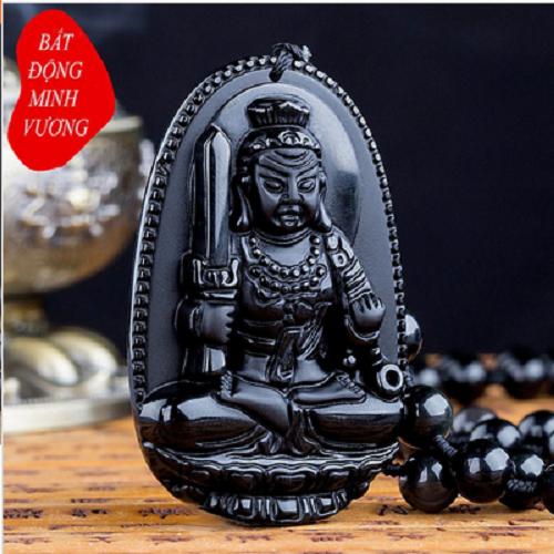 Dây Chuyền Phật Bất Động Minh Vượng - Phật bản mệnh tuổi Dậu - Vòng Cổ Phật - Chuỗi Hạt Phật