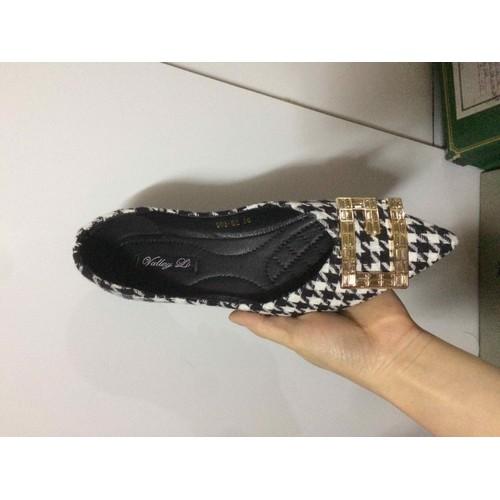 Giày búp bê nữ đế cao su dẻo chất liệu dạ phong cách Hàn Quốc - 11005188 , 14215528 , 15_14215528 , 200000 , Giay-bup-be-nu-de-cao-su-deo-chat-lieu-da-phong-cach-Han-Quoc-15_14215528 , sendo.vn , Giày búp bê nữ đế cao su dẻo chất liệu dạ phong cách Hàn Quốc