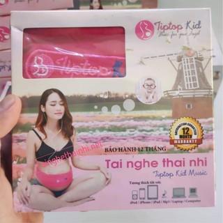 [TẶNG file thai giáoalbum nhạc] TAI NGHE THAI NHI TIPTOPKID - TAI NGHE BÀ BẦU [ĐƯỢC KIỂM HÀNG] 16004579 - 16004579 thumbnail