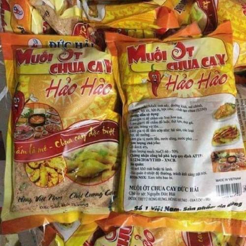 Muối vị hảo hảo- muối ớt chua cay 1kg - SHOP LAM NHI - 11010840 , 16013837 , 15_16013837 , 30000 , Muoi-vi-hao-hao-muoi-ot-chua-cay-1kg-SHOP-LAM-NHI-15_16013837 , sendo.vn , Muối vị hảo hảo- muối ớt chua cay 1kg - SHOP LAM NHI