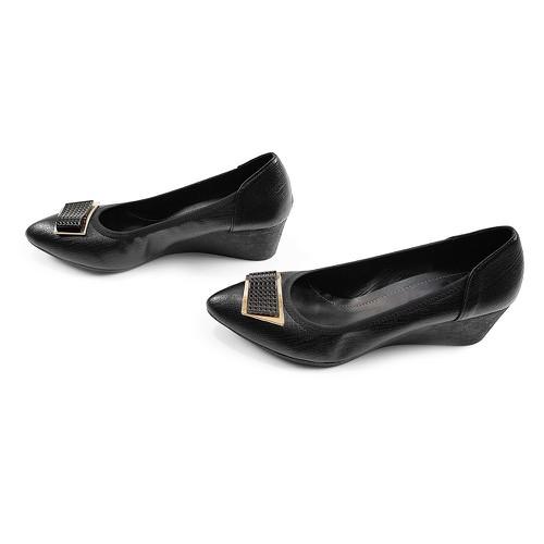 Giày đế xuồng nữ đẹp 5P17DST