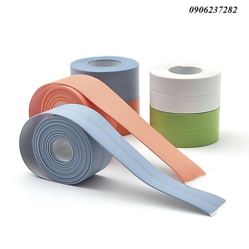Băng keo PVC dán cạnh bếp , tường chống nấm mốc cuộn 3m2-RE0373-băng keo phản quang- băng keo dán cạnh bếp-cuộn băng keo chống ẩm mốc- băng dán chống thấm